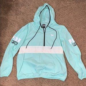 VS PINK Rain jacket